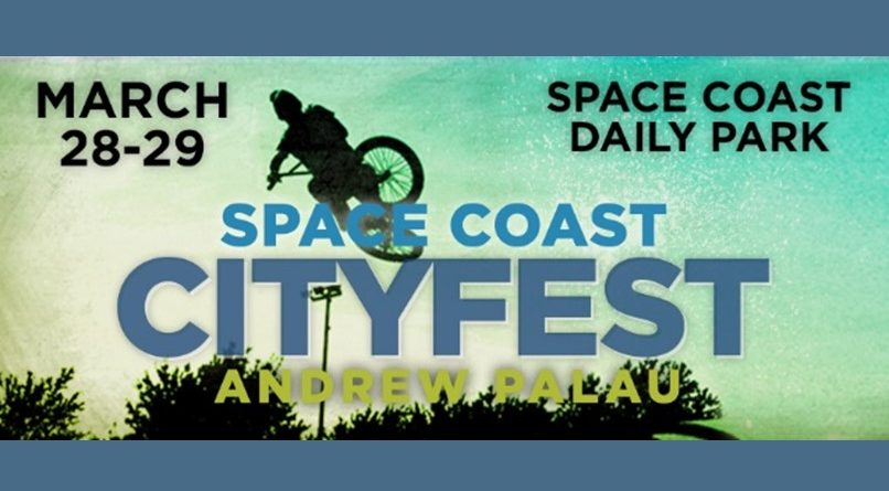 Space Coast City Fest March 28 & 29