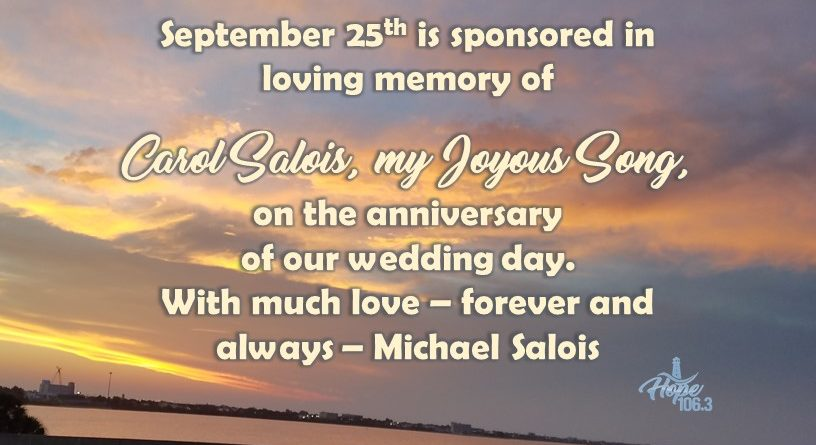 Remembering Carol Salois